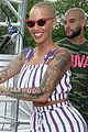 amber rose hosts liquid sunday party in connecticut 01