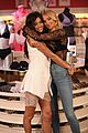 sara sampaio elsa hosk promote vs new bra collection 02