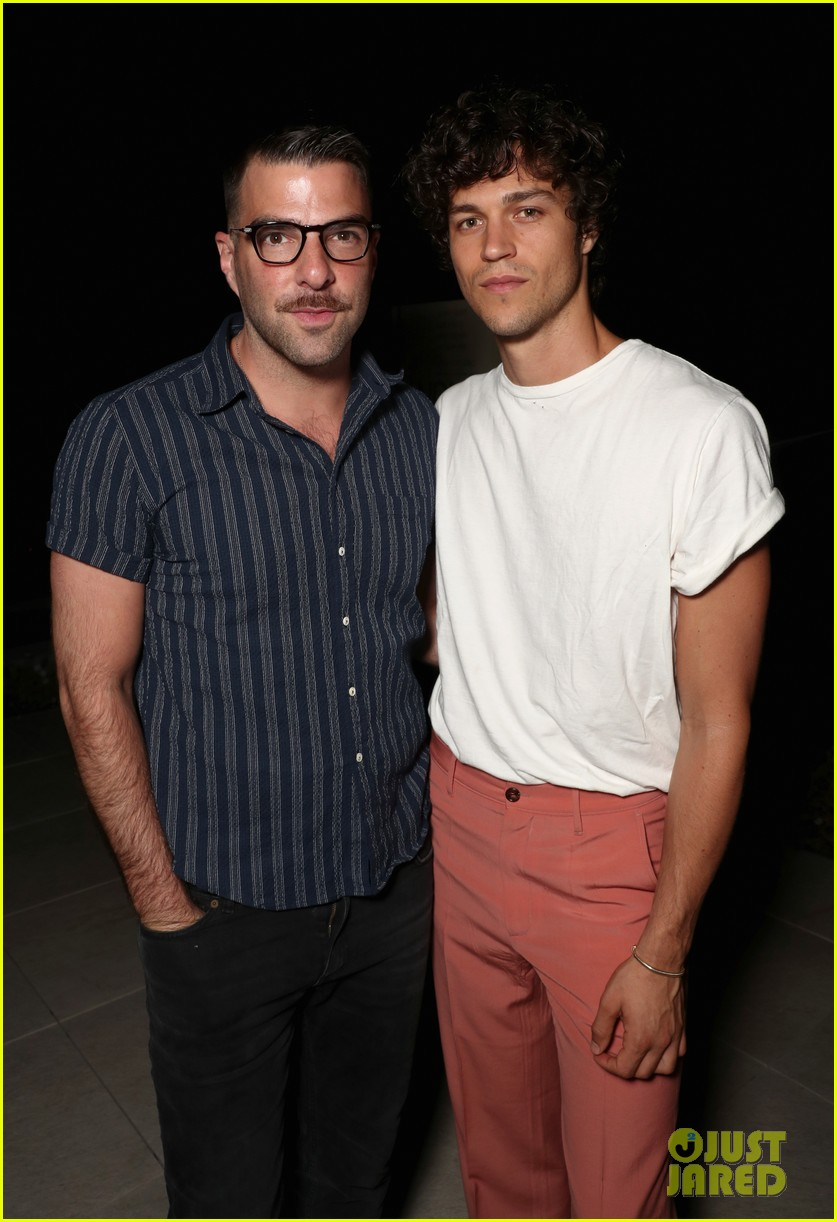 jenny slate gets support from zachary quinto darren criss at landline premiere 023927278