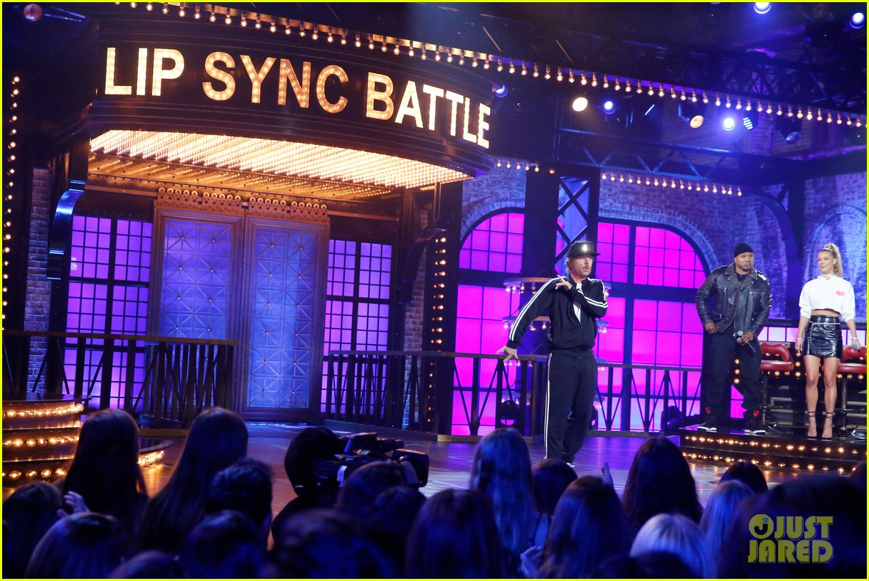david spade teases his wham lip sync battle performance 043929370