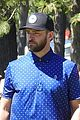 justin timberlake stephen curry and tony romo snap a selfie at golf tournament 05