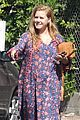 amy adams looks stunning while going makeup free in la 07