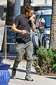 rachel bilson and hayden christensen grab some grub in studio city 03