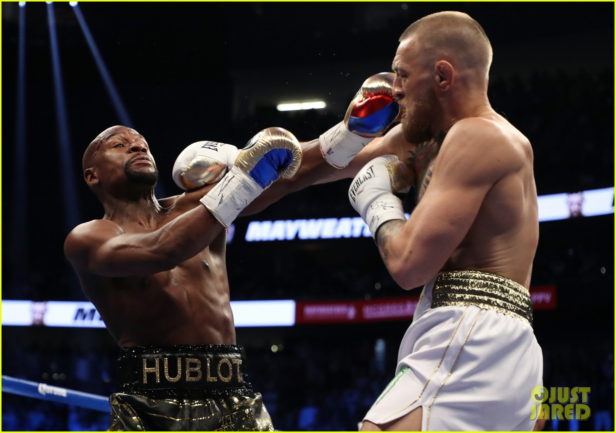 who won the mayweather vs mcgregor fight 103945976
