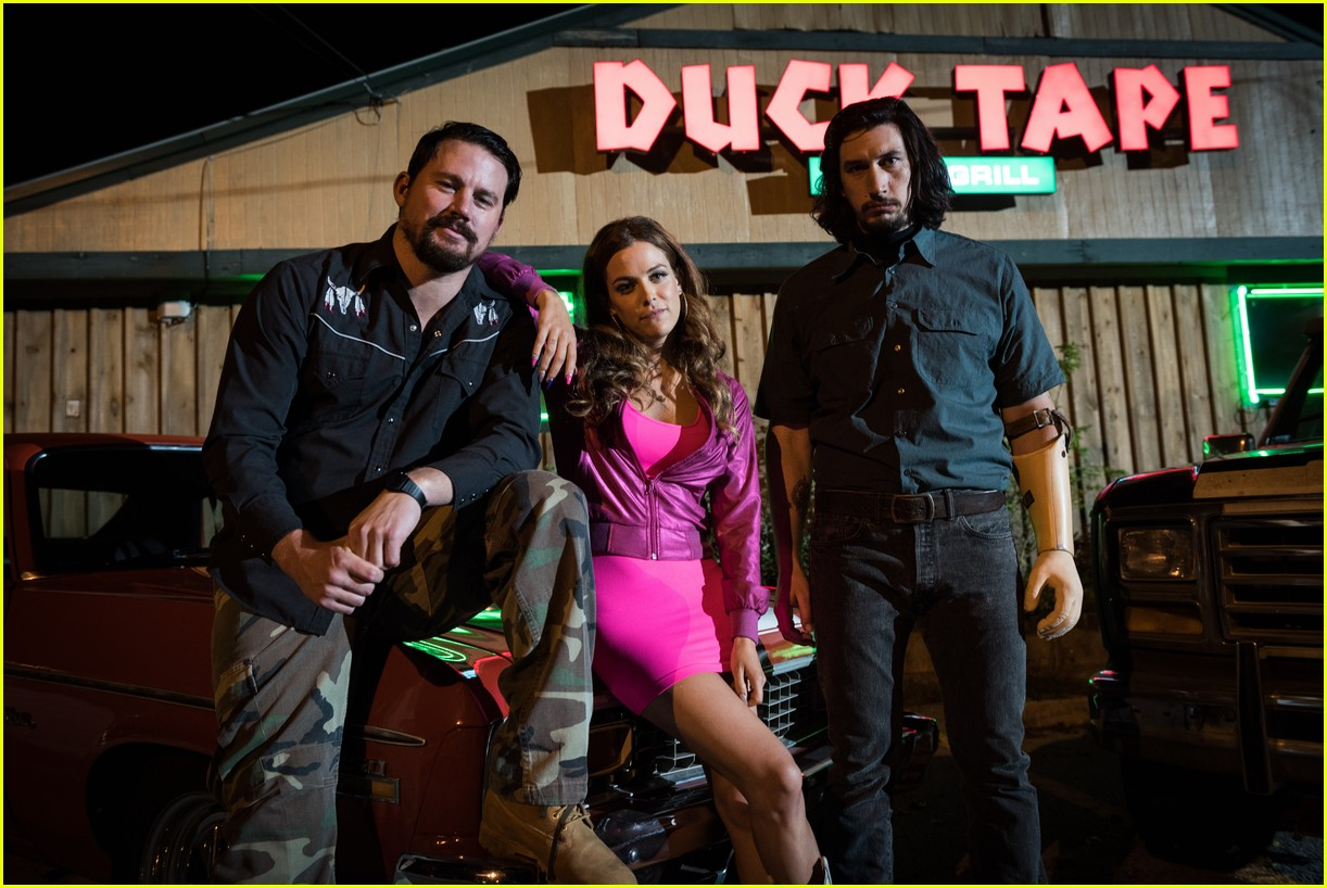 logan lucky end credits 053942944