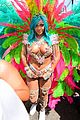 rihanna wears barely there outfit for crop over festival 01