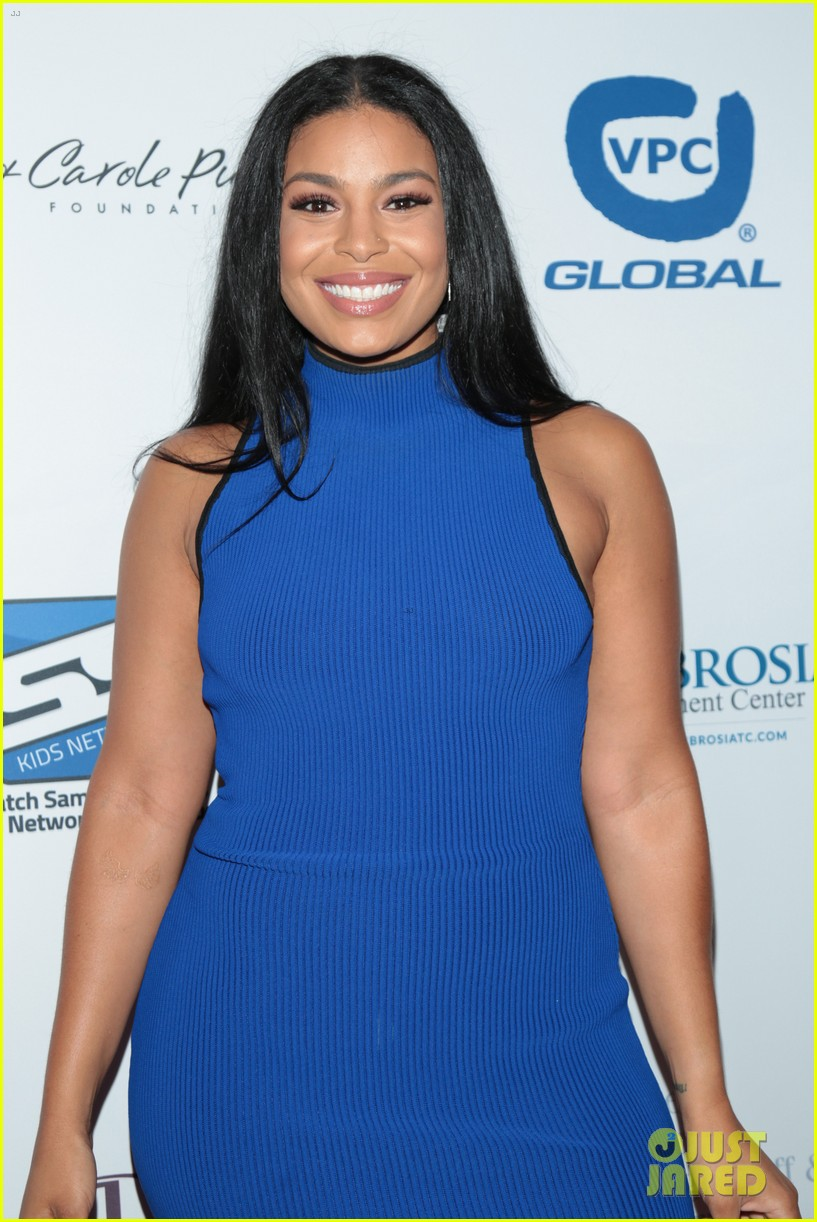 jordin sparks makes first red carpet appearance with boyfriend dana isaiah 073941089