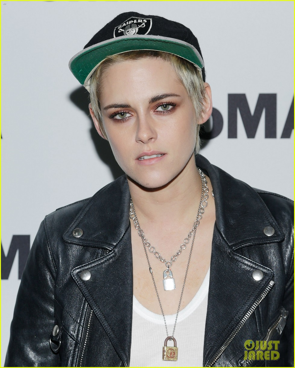 kristen stewart screens her movie come swim at the moma in nyc 073948374