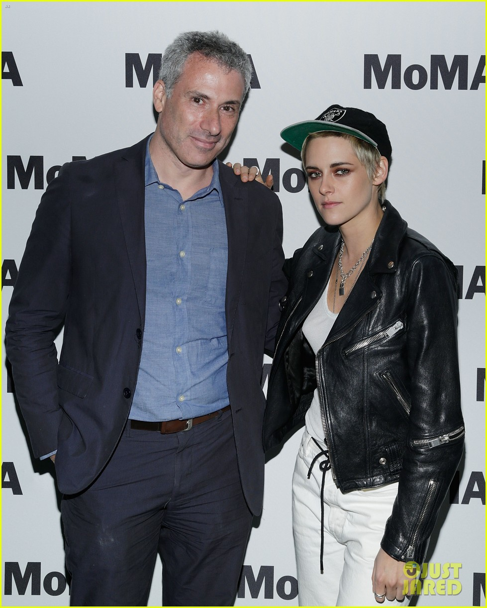 kristen stewart screens her movie come swim at the moma in nyc 10