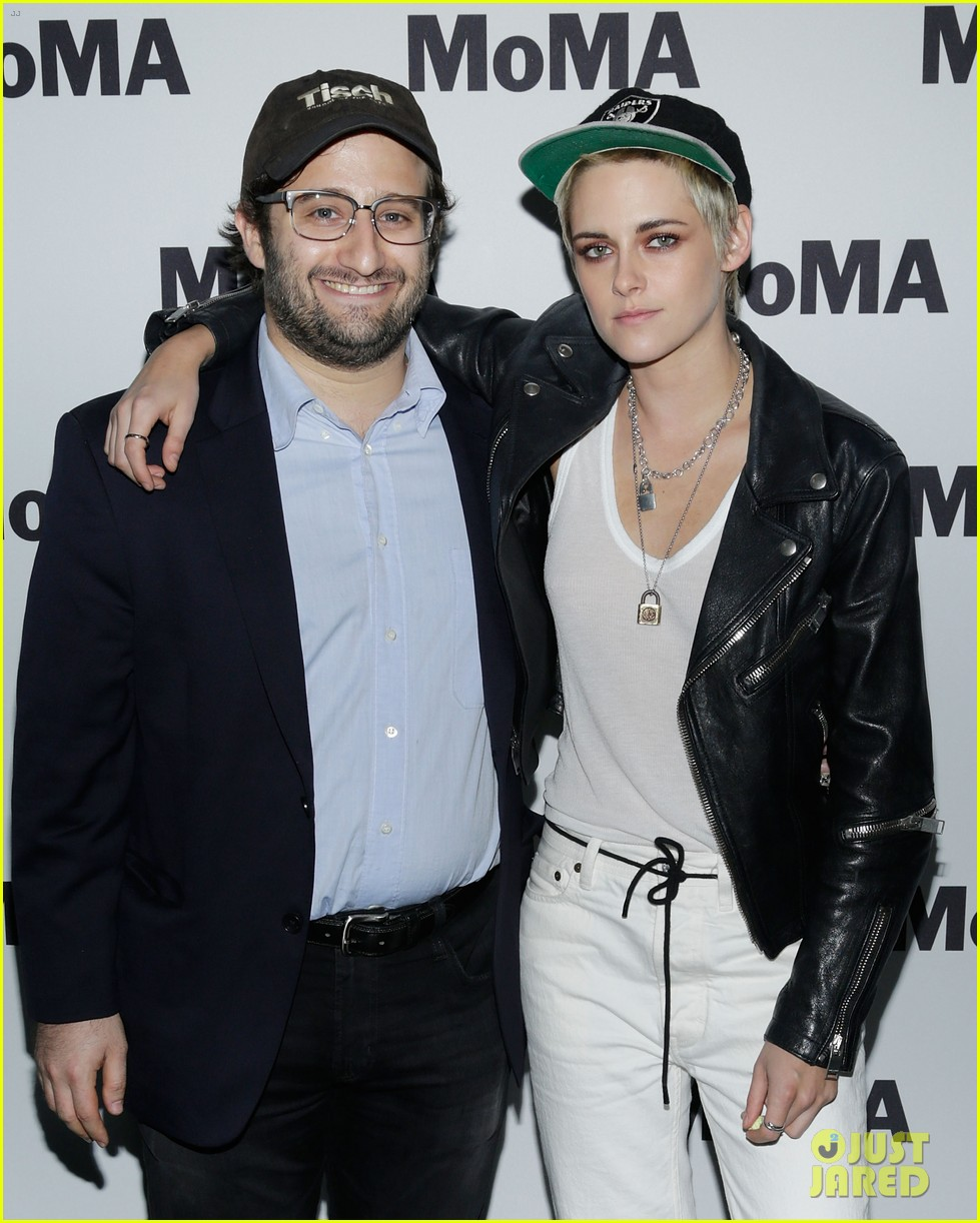 kristen stewart screens her movie come swim at the moma in nyc 113948378