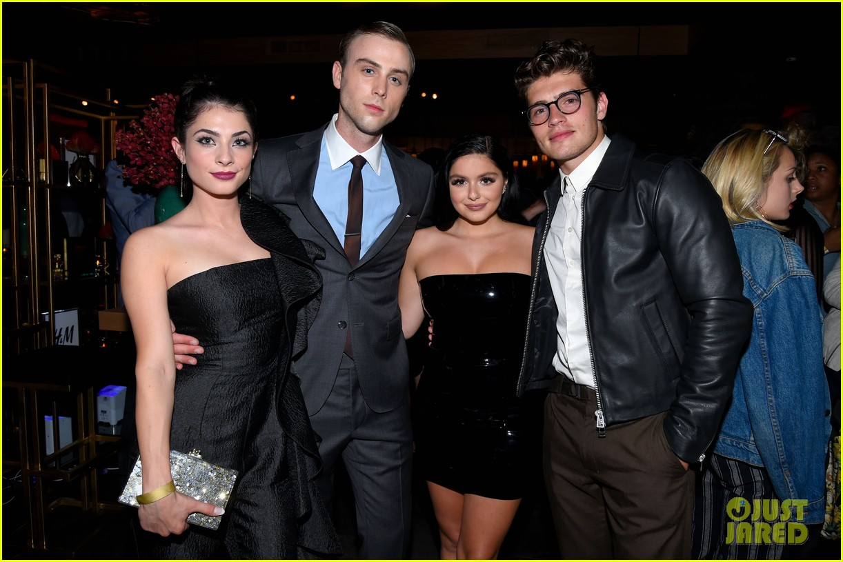ariel winter gregg sulkin variety power of young hollywood 303940006