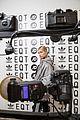 hailey baldwin plays stylist for adidas london fashion week show 05