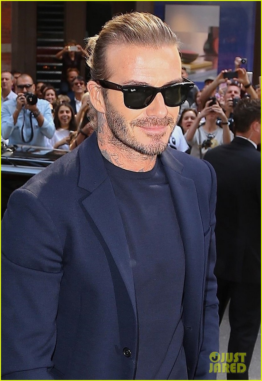 david beckham brooklyn support victoria beckham at nyfw show 013954462