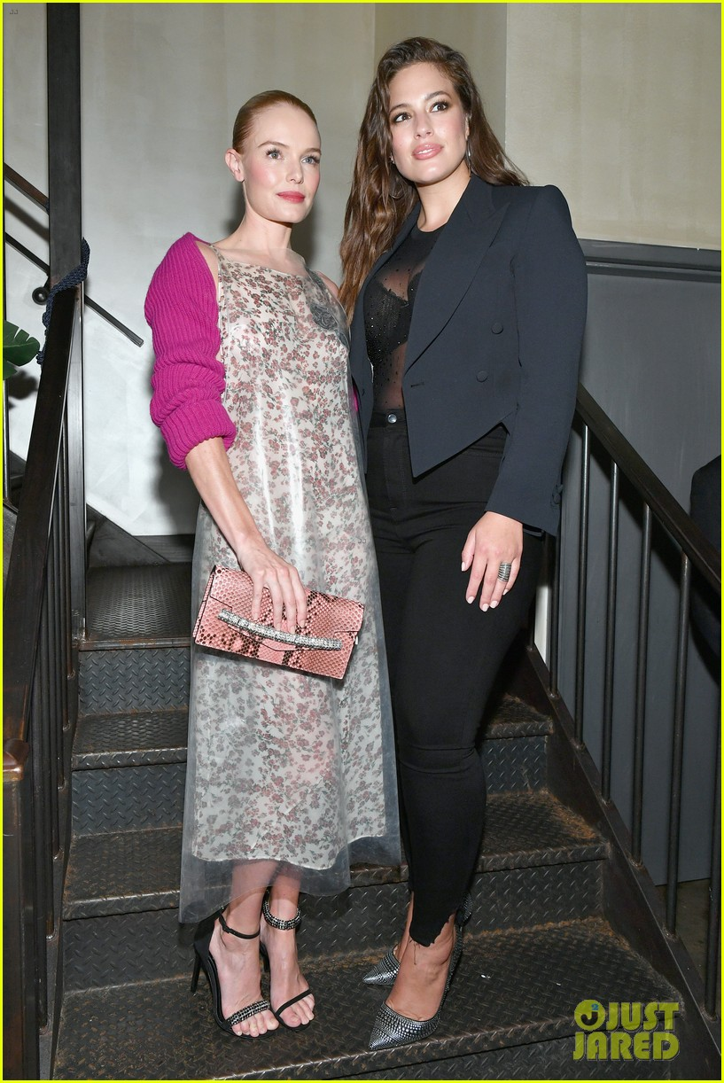 kate bosworth tracee ellis ross ashley graham go glam for nyfw party 153951434