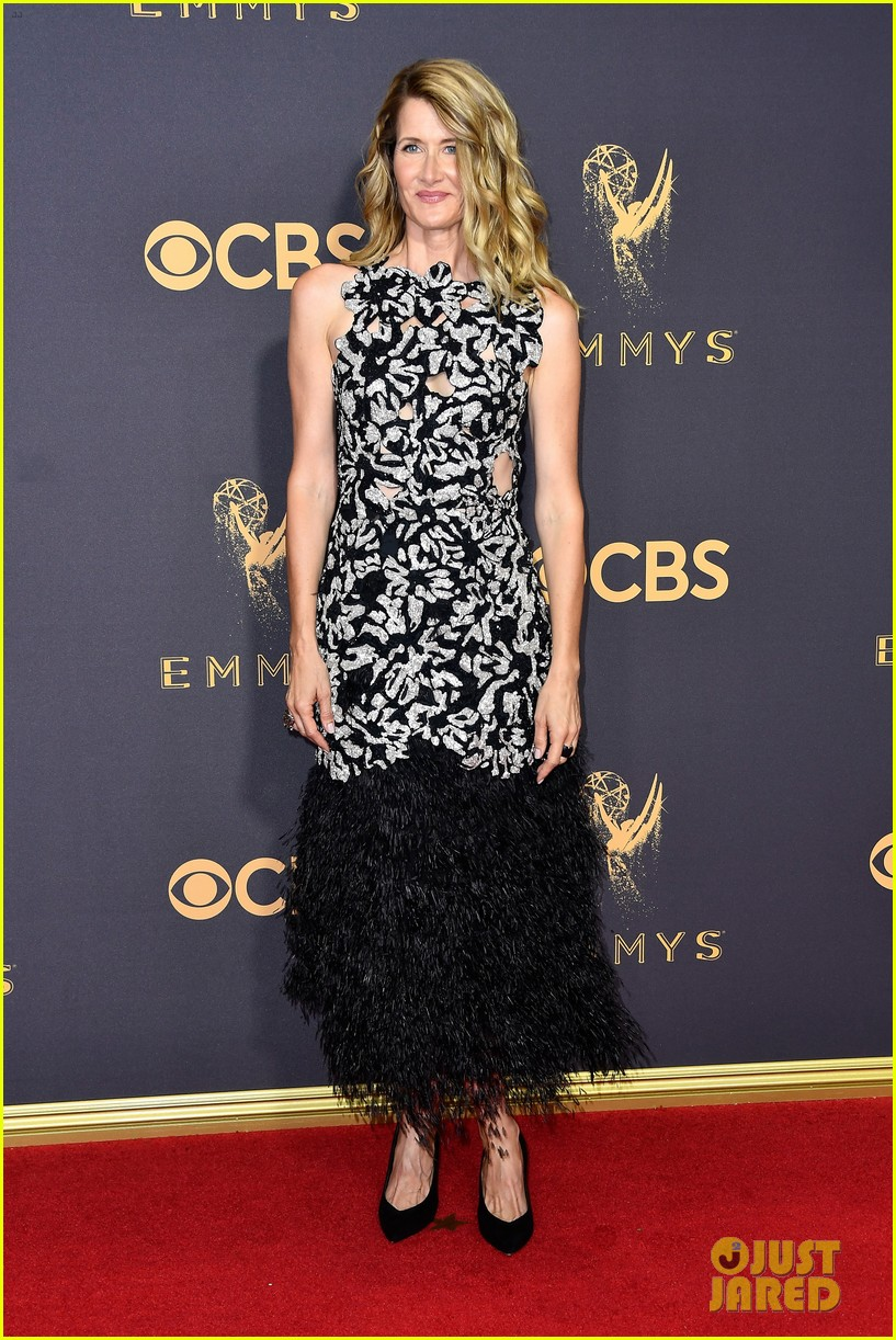 laura dern wns best supporting actress for big little lies at emmy 2017 013959322
