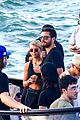 scott disick and sofia richie flaunt pda on a boat with friends 05
