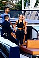 scott disick and sofia richie flaunt pda on a boat with friends2 06