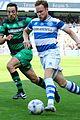 jamie dornan ed westwick play in london charity soccer game 03