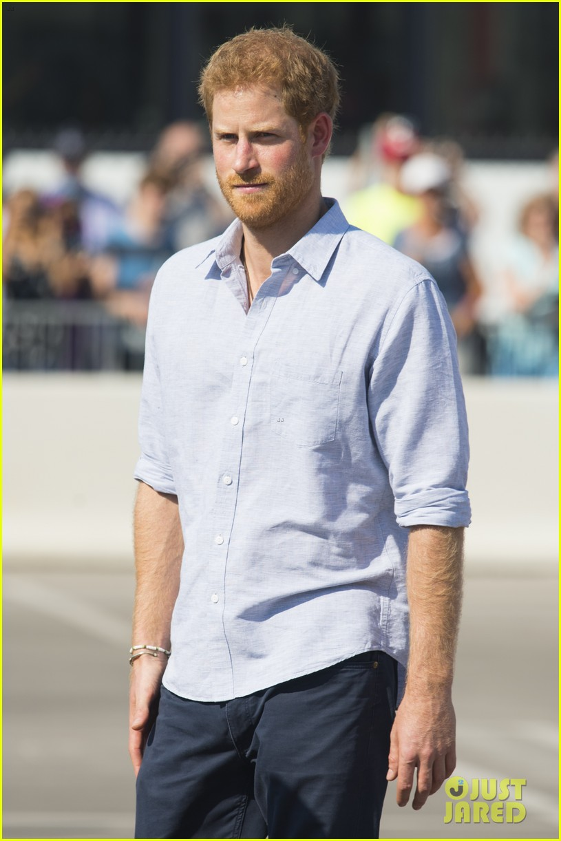 prince harry meghan markle attend first public event together 513962979
