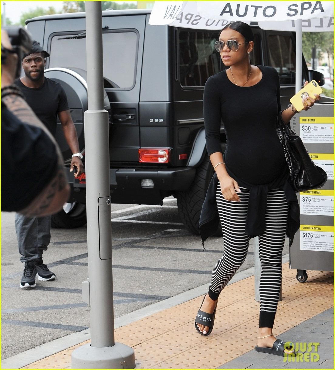 Kevin Hart & Wife Eniko Reunite Amid Explicit Tape Scandal ...