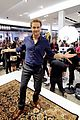 sam heughan launches barbour signature collection in nyc 20