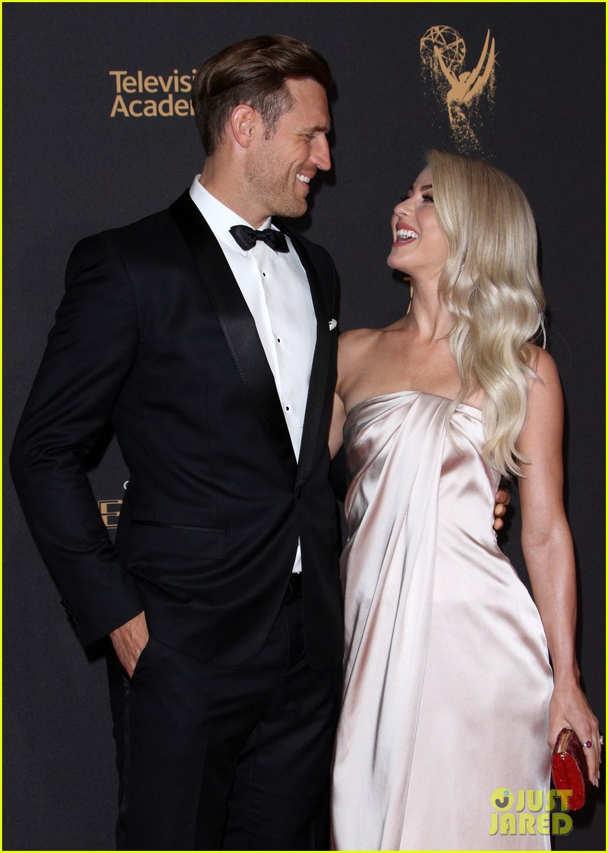 newlyweds julianne hough brooks laich attend the creative emmy awards 2017 033953931