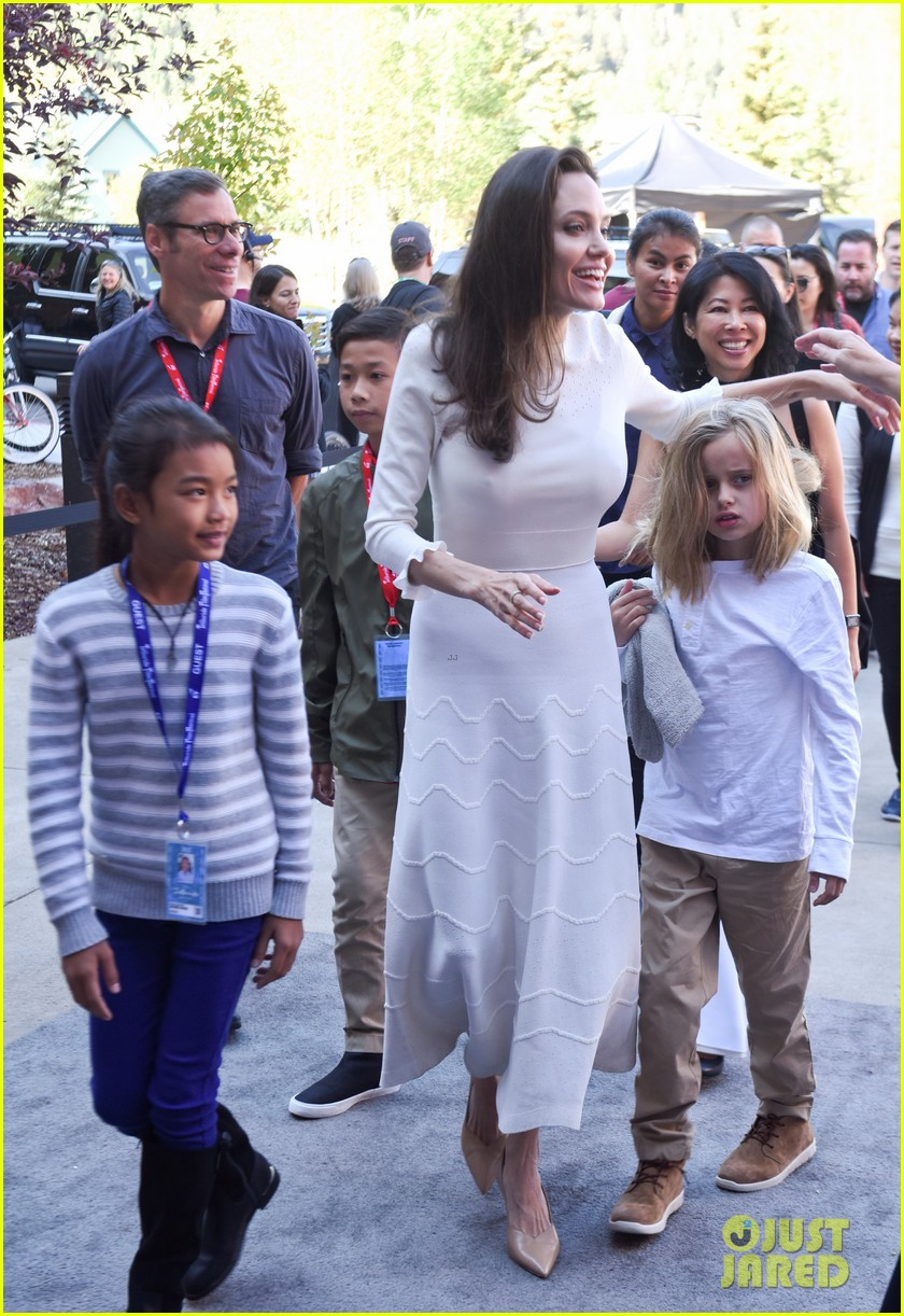angelina jolies six kids look so grown up at telluride film fest 03