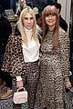 ellie kemper zosia mamet buddy up at kate spade new york leopard pop up shop 10