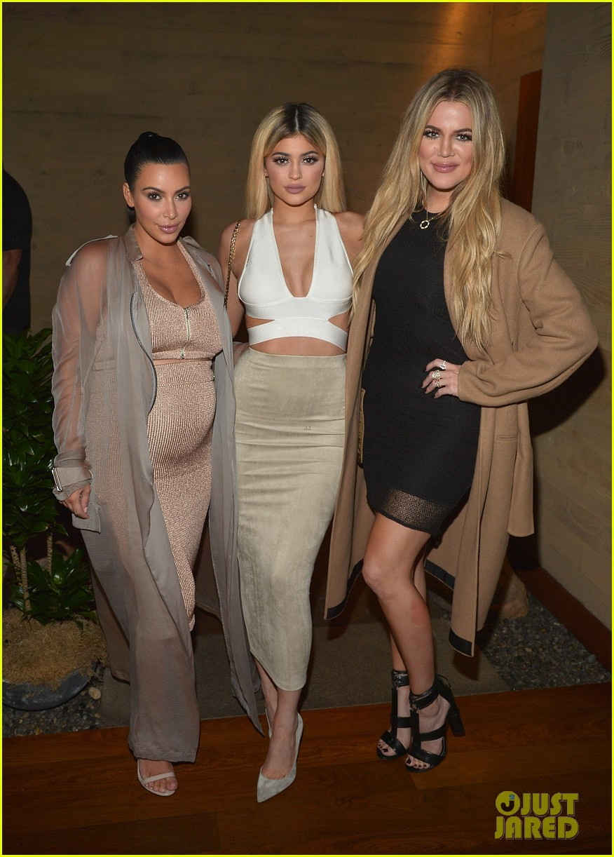 khloe kardashians due date is reportedly near kylie jenners 013964877