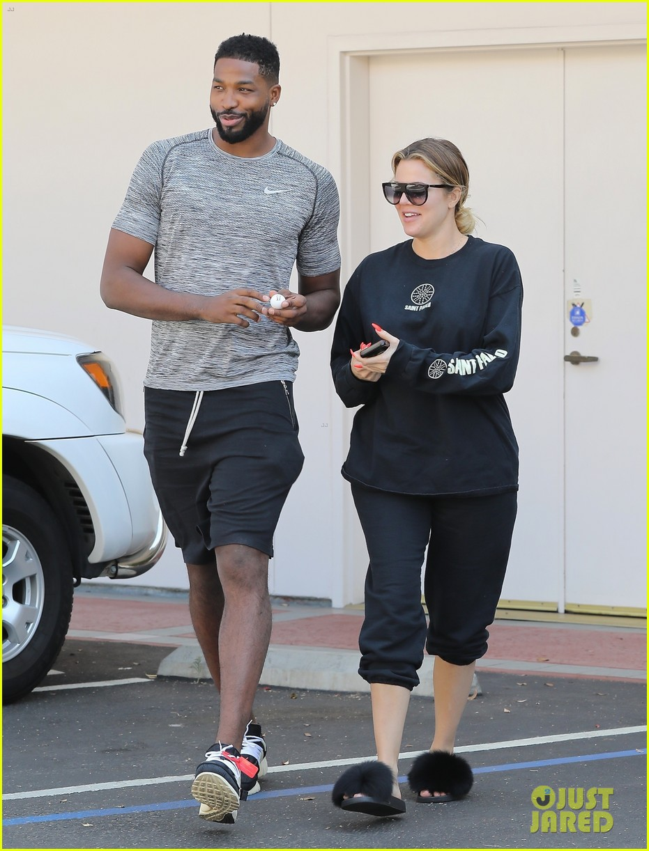 K Michelle And Ryan Lochte Khloe Kardashian Wears...