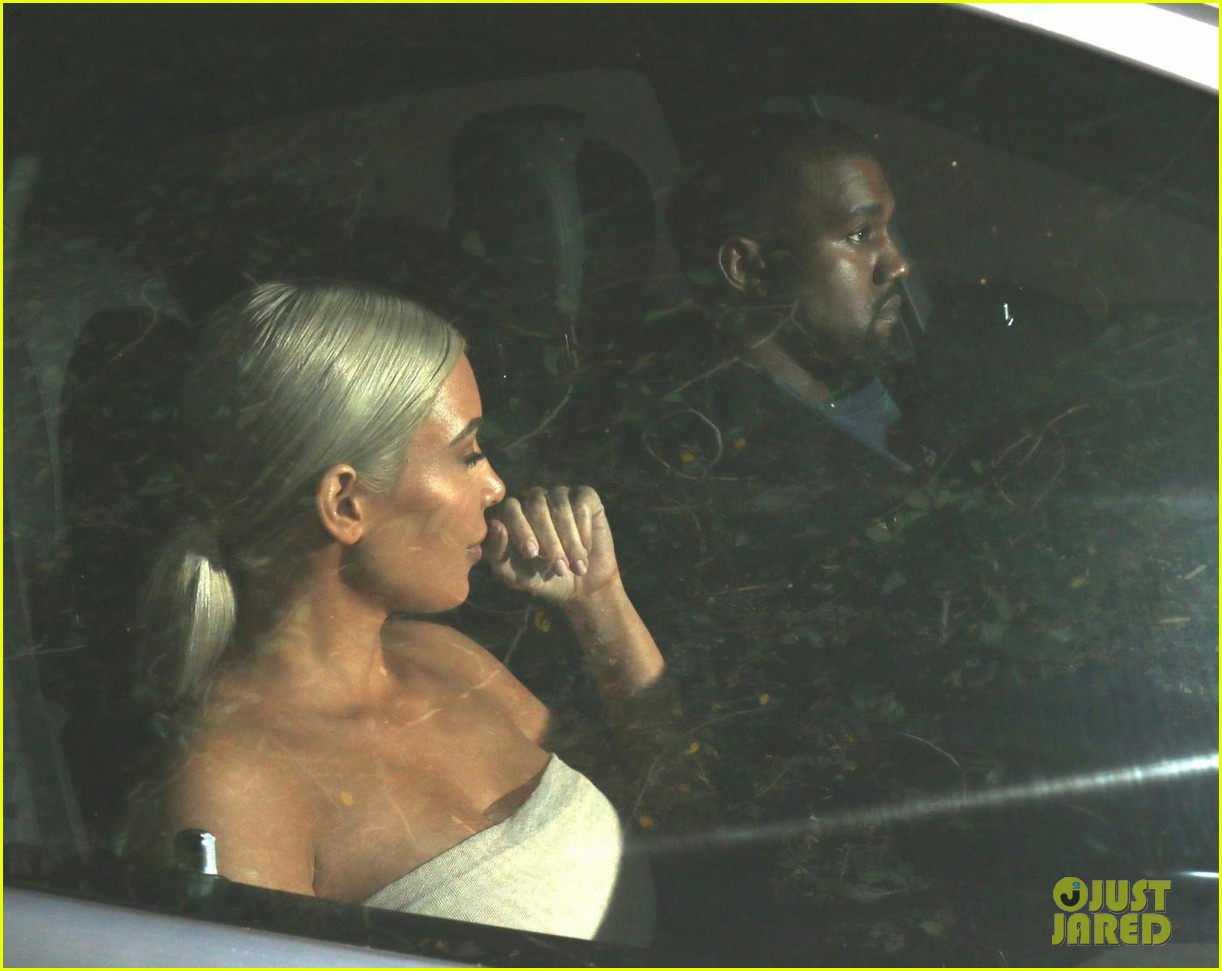 kim kardashian kanye west date night 03