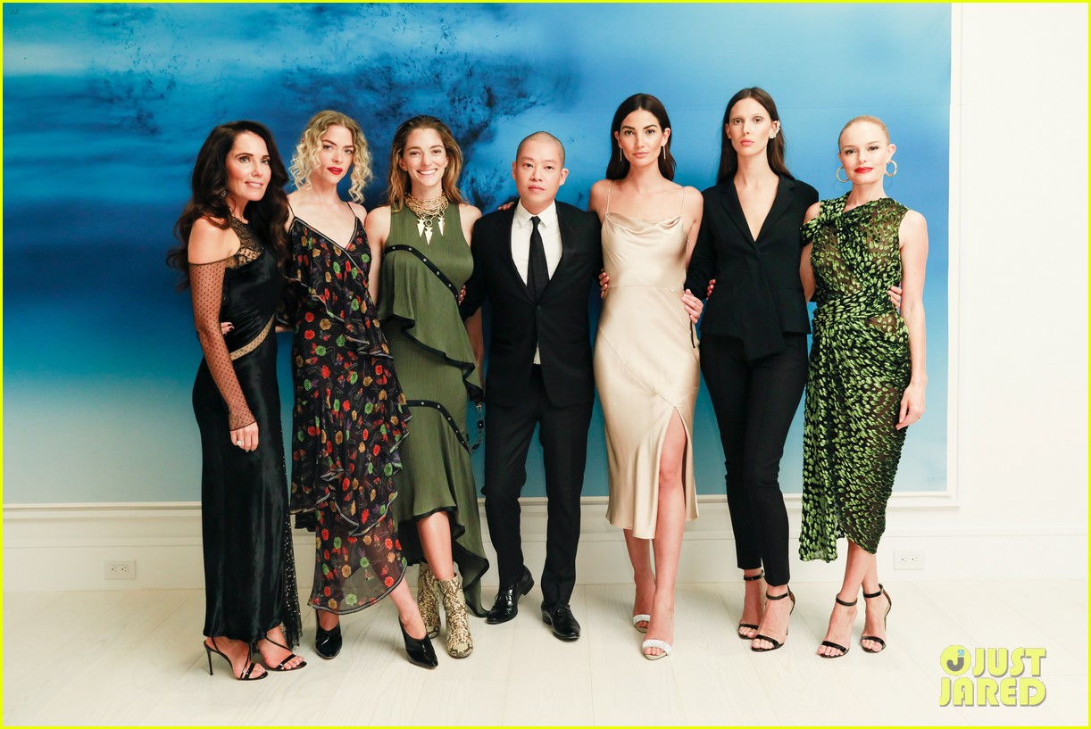 lily aldridge kate bosworth jaime king celebrate jason wu new fragrance 043953868
