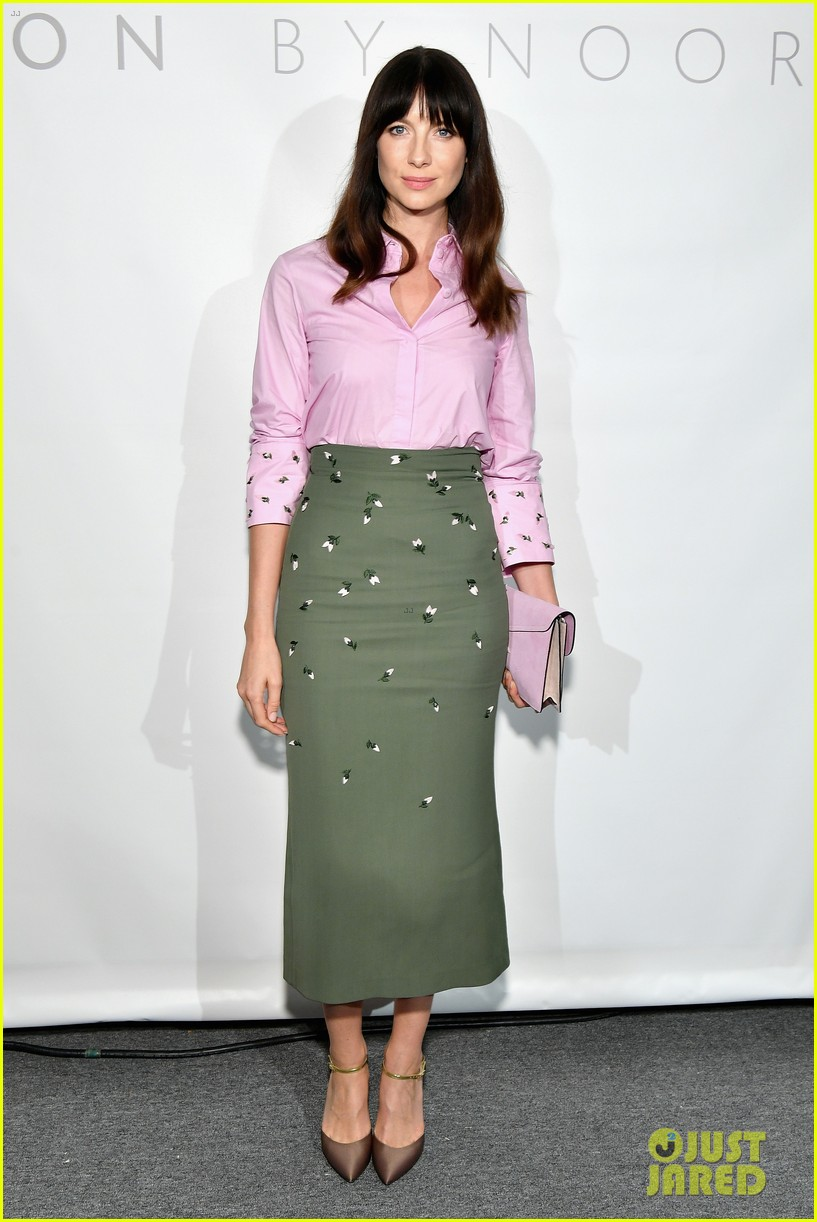 kate mara caitriona balfe kick off nyfw with noon by noor 053952215