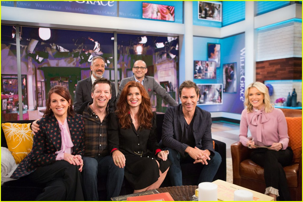 Full Sized Photo of debra messing regrets appearing on ...