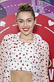 miley cyrus sparkles on stage at iheartradio music festival. 23