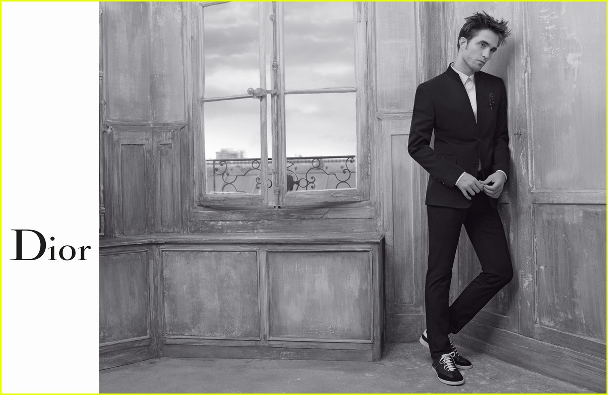 robert pattinson dior homme 063962457