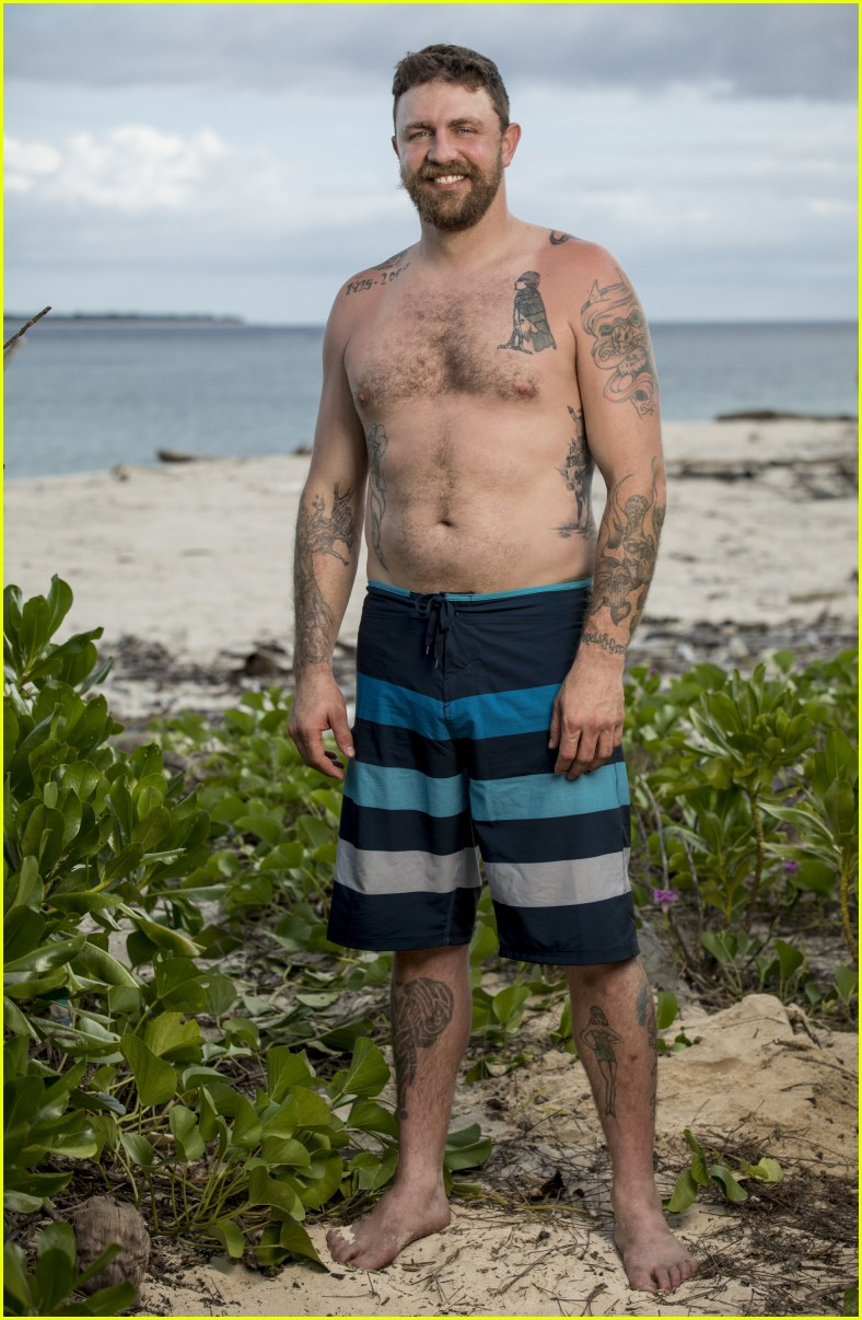 survivor fall 2017 who is the hottest guy 21