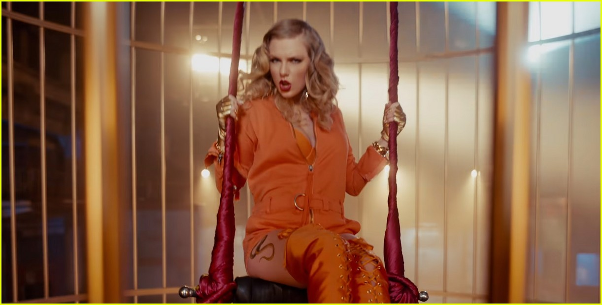 Full Sized Photo of taylor swift look what you made me do video