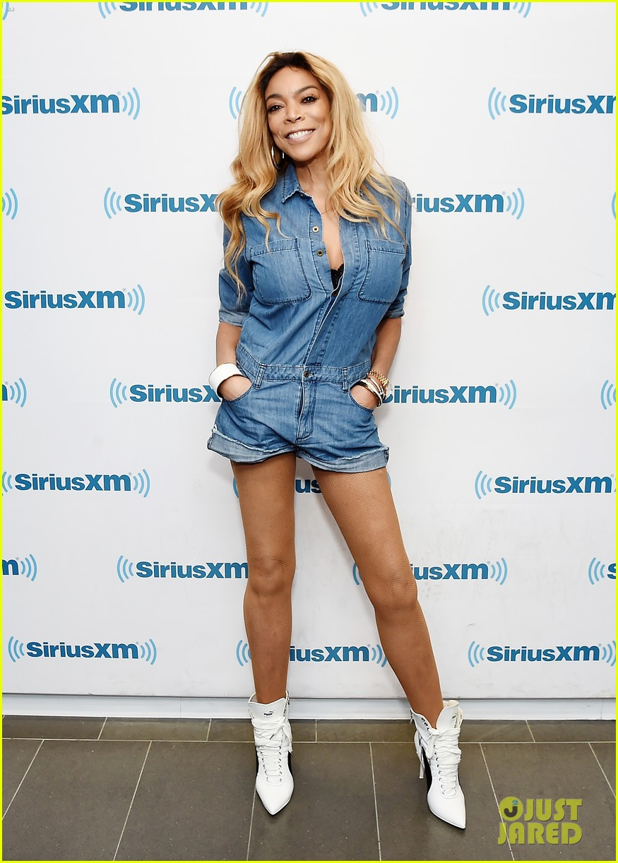 Wendy Williams Responds To Bikini Photos Is Proud Of Her
