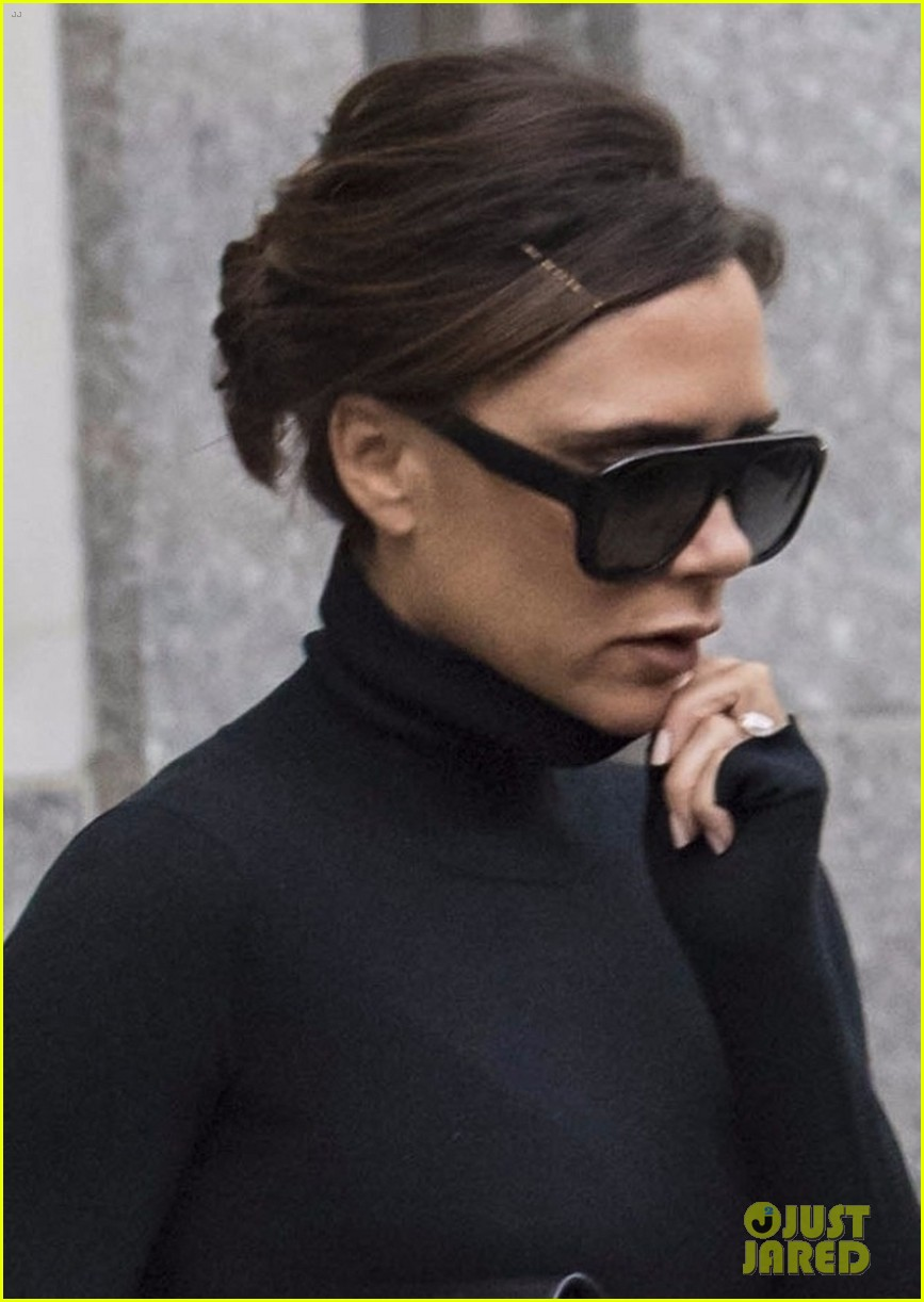 victoria beckham heads out to visit son brooklyn in nyc 03