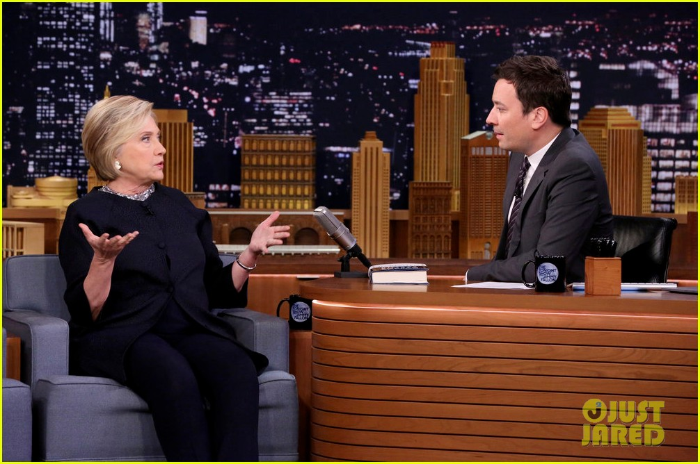 hillary clinton on tonight show i want our country to understand how resilient 05