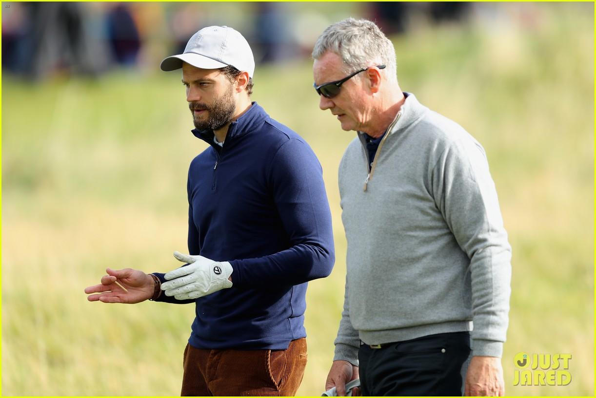 jamie dornan golfing scotland 06