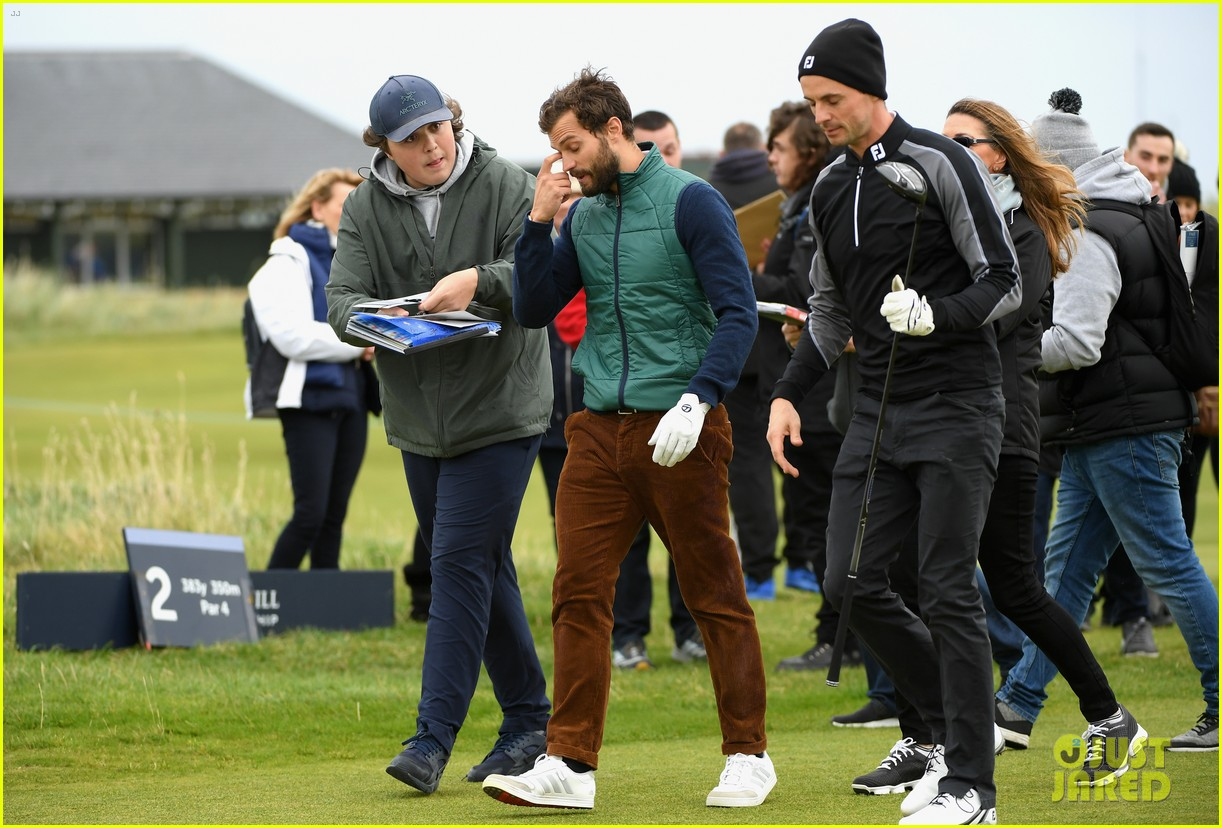 jamie dornan plays in alfred dunhill golf championship 053968656
