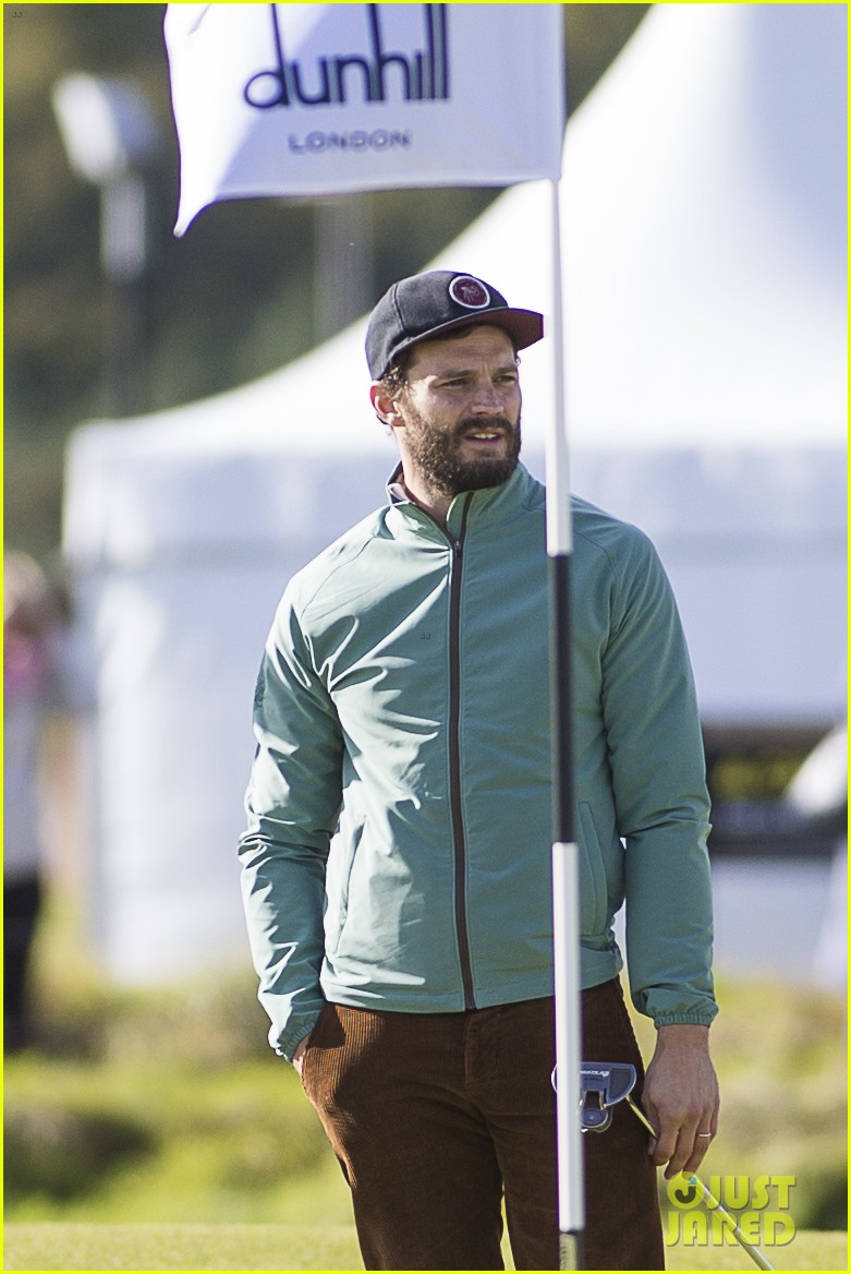 jamie dornan plays in alfred dunhill golf championship 103968661