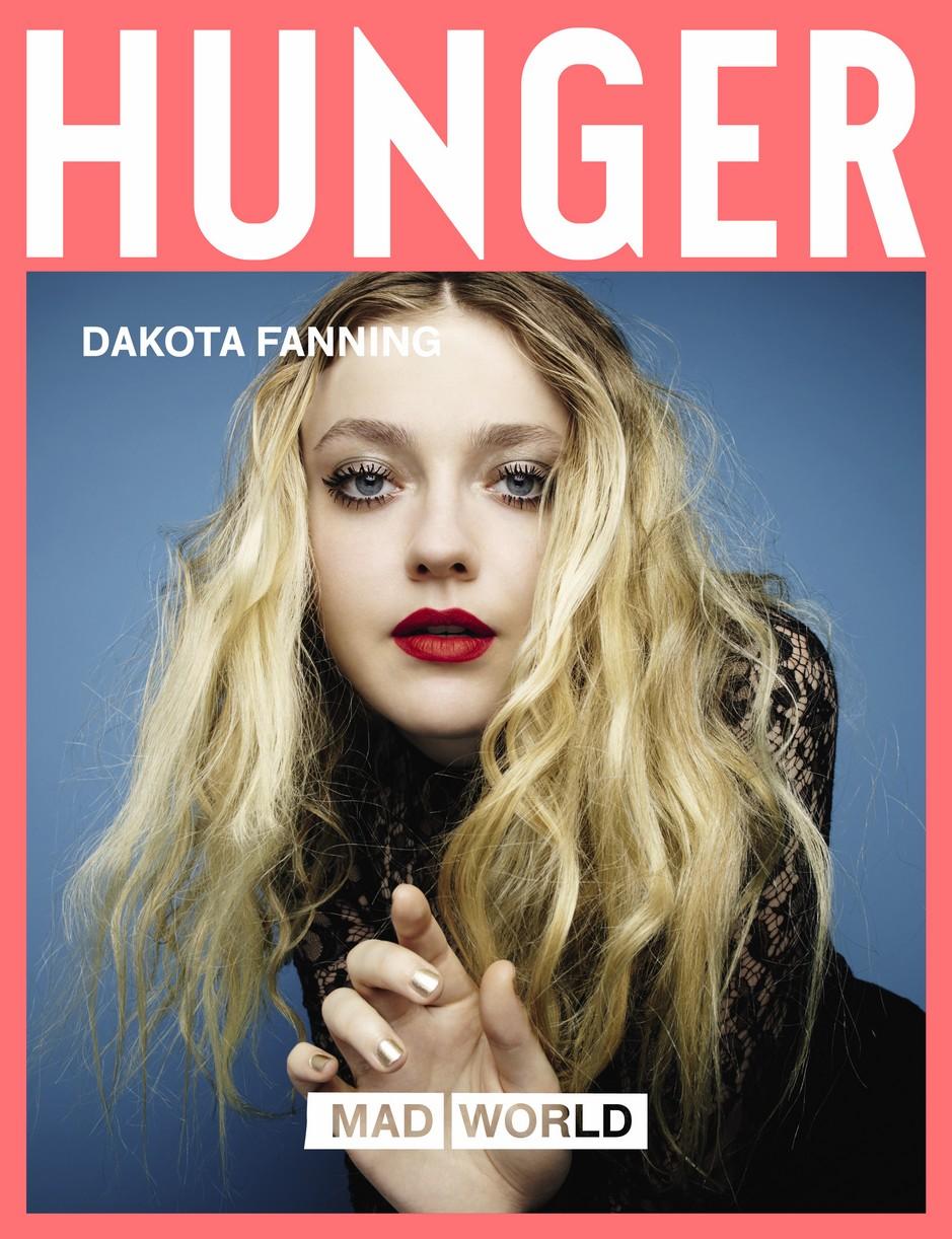 dakota fanning hunger magazine 02