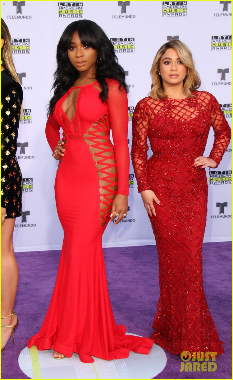 fifth harmony goes sexy for latin american music awards 2017 043978447
