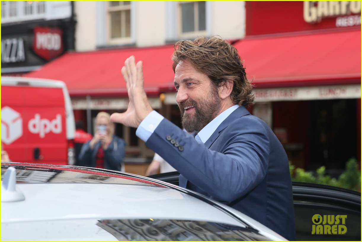 gerard butler capital radio london 033975080