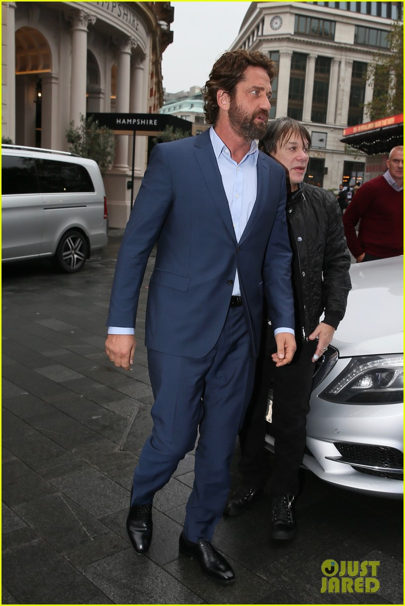 gerard butler capital radio london 073975084