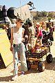 jaime king takes birthday boy james knight pumpkin picking 09