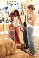 jaime king takes birthday boy james knight pumpkin picking 22